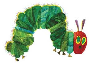 Anything by Eric Carle