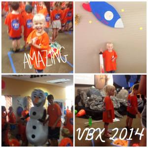 Vacation Bible eXperience - Olaf gets to experience summer!
