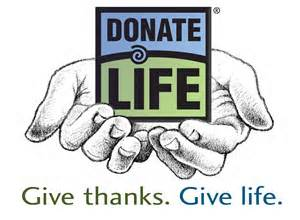 Give thanks. Give life.