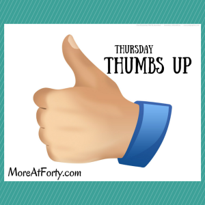 Thursday Thumbs Up - Canva