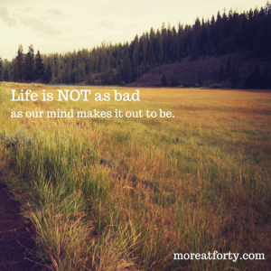 Life is not as bad